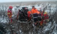 Accident mortal pe drumul Islaz - Corabia.
