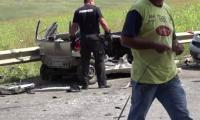 Doi soti din Turnu Magurele au murit intr-un cumplit accident in localitatea Nades din Mures.