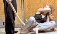 VIDEO Ultima ora: Teodor Nitulescu a batut o femeie.