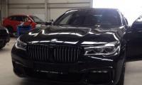 BMW - masina porcilor de la Salcia.