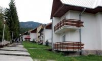 Cele şase vile şi Centrul Ecumenic sunt situate în staţiunea Durău FOTO Adevărul