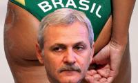 Dragnea in Brazilia.