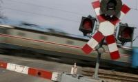 Accident feroviar la Rosiorii de Vede.