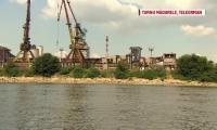 Turnu Magurele, cel mai urat port de pe Dunare.