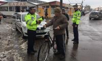 Politia Turnu Magurele a identificat cel mai mare pericol din traficul rutier.