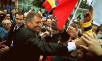 Klaus Iohannis - Presedintele Romaniei.