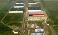 Parc industrial.