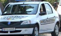 Politia Rutiera Turnu Magurele asigura protectia prietenilor.