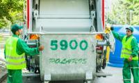 In comuna Traian, Jud Teleorman, gunoiul nu mai este ridicat de două săptămâni