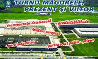 """""""Turnu Magurele - prezent si viitor"""""""