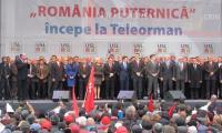 Romania saraca incepe la Teleorman.