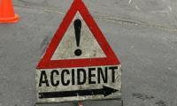 Grav accident auto in Tr. Magurele.