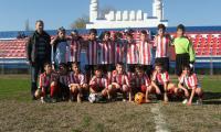 Juniorii B de la CSS Tr. Magurele au remizat cu liderul seriei. foto:teresport