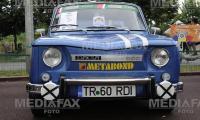 Dacia 1100 e o masina istorica. foto:mediafax.ro