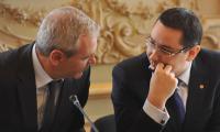 Ponta doreste mazilirea lui Dragnea, dar nu o poate face acum.