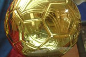 Ronaldo a pierdut Balonul de Aur.