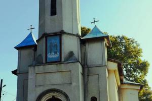 Biserica Sf.Arhangheli Mihail si Gavril-Cimitir