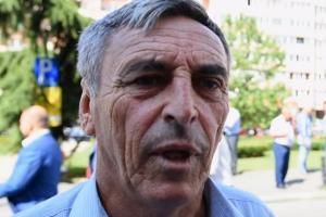 Primarul comunei Seaca.