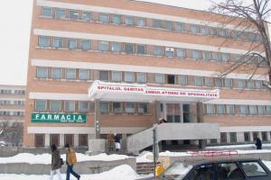 Spitalul Caritas.