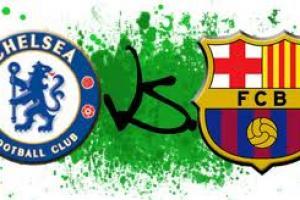 Chelsea-Barcelona, o semifinala de vis!