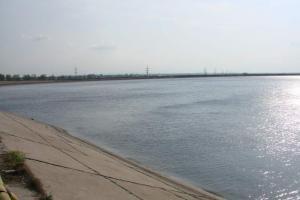 Barajul Izbiceni.