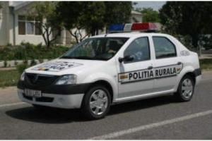 Politia Rurala a prins un hot de 14 ani.