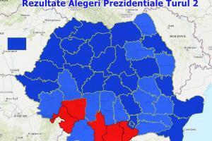 Rezultate alegeri.