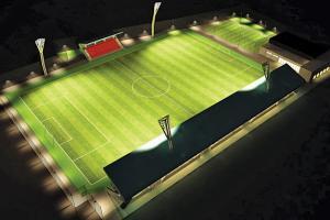 Stadion Turnu Magurele.