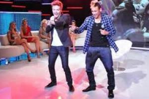 Michel Telo si Neymar danseaza