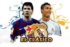 Barcelona-Real Madrid sau Messi contra Ronaldo. foto:digisport.ro