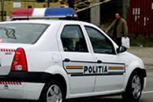Politia Rurala are de lucru.