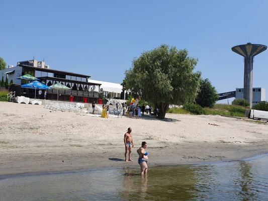 Plaja Dunare.