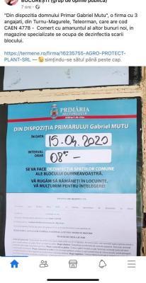 Firma din Turnu Magurele - contract urias in Bucuresti.
