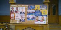 Furt electoral.