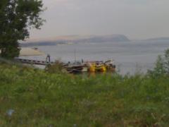 Dunarea la Nikopol
