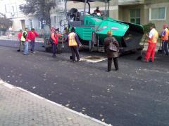 Se asfaltaza Praporgescu
