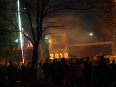 Revelion 2010 Turnu Magurele