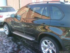 BMW-ul lui Stefan Dragnea