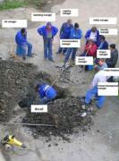 Cum se munceste in Romania