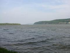Oltul si Dunarea