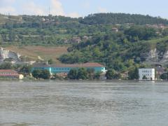 Dunarea umflata