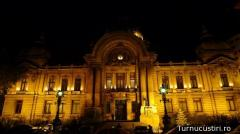 Palatul C.E.C. din Bucureşti