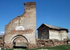 Manastirea Plaviceni - Plopii Slavitesti