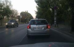 Cel mai tare numar de masina ;))
