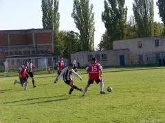 Turris Turnu Magurele - Triumf Barca 1-0